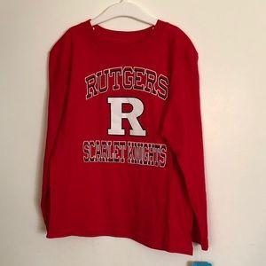 Rutgers Boys Long Sleeve T-Shirt
